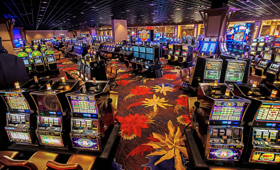 Casino A listing of 11 Issues That'll Put You In a Great Mood