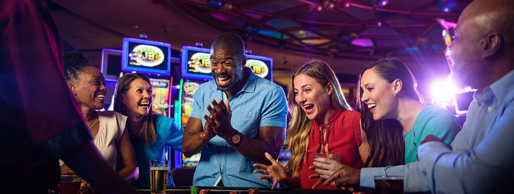 Ten Little Recognized Ways To Make The Most Out Of Gambling