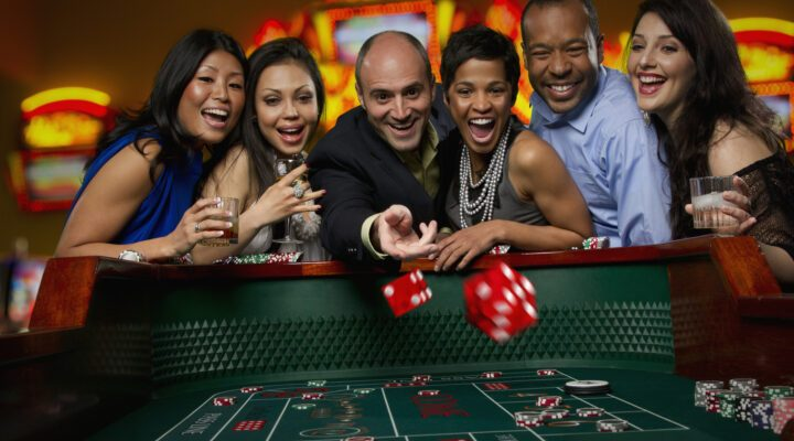 You Need to Be An enormous Corporation To start Casino