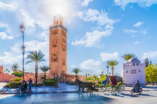 Follow the Migration of the Berbers on a Morocco Scenic tour